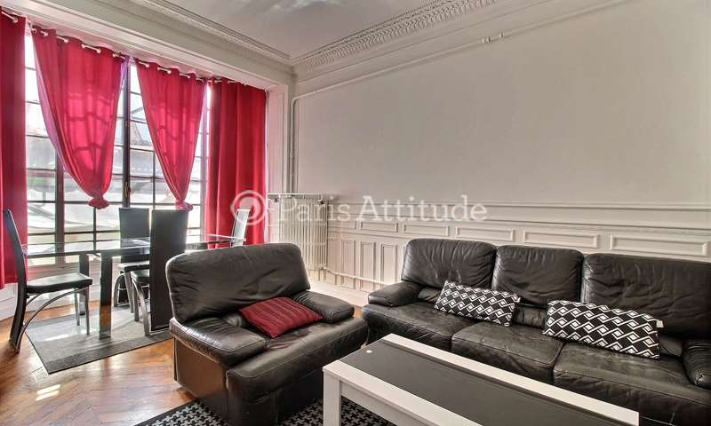 Rent Apartment 2 Bedrooms 68m² boulevard de Grenelle, 15 Paris