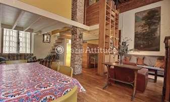 Rent Apartment 3 Bedrooms 120m² rue de Montmorency, 3 Paris