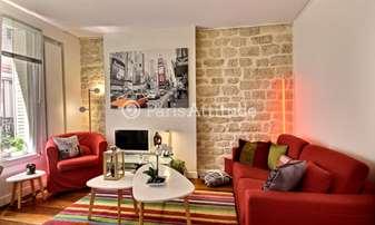 Rent Apartment 1 Bedroom 40m² rue Rennequin, 17 Paris