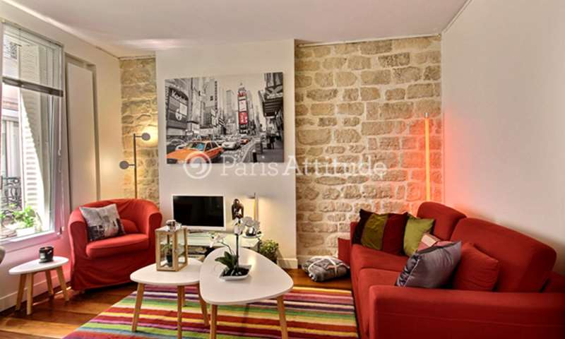 Rent Apartment 1 Bedroom 40m² rue Rennequin, 17 Paris