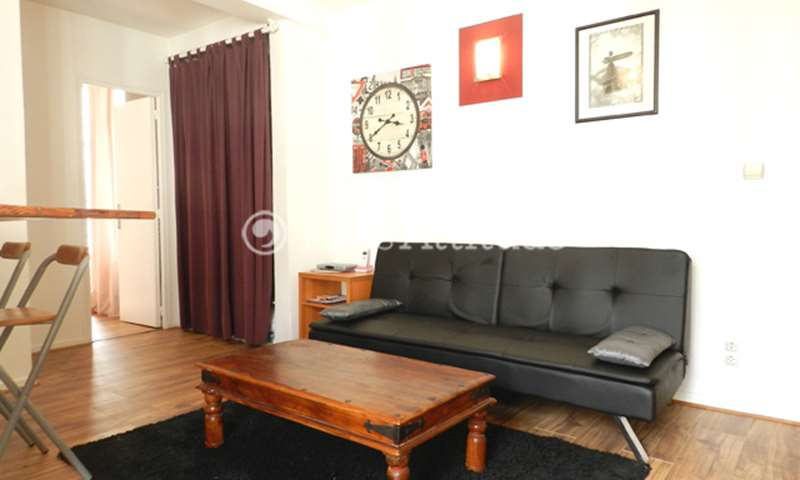 Rent Apartment 1 Bedroom 35m² rue Saint Maur, 10 Paris