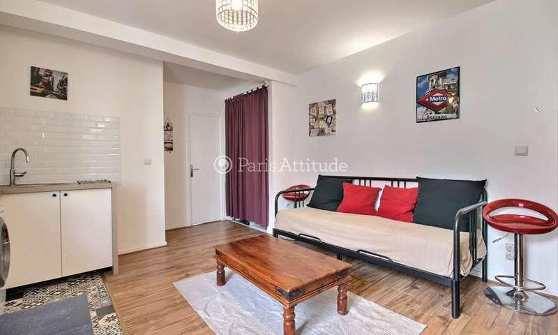 Aluguel Apartamento 1 quarto 35m² rue Saint Maur, 10 Paris