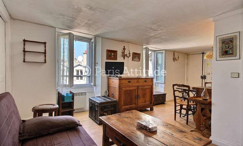 Rent Apartment 1 Bedroom 36m² rue La Bruyere, 9 Paris