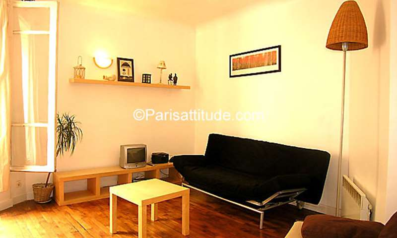 Rent Apartment Studio 26m² rue de la Providence, 75013 Paris