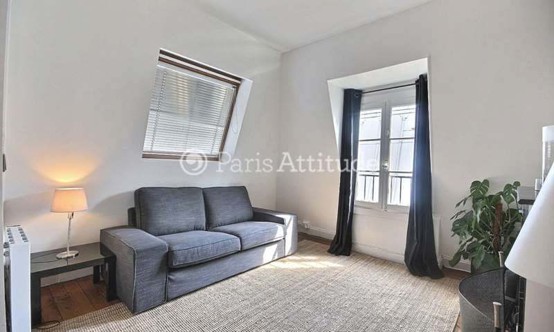 Rent Apartment 1 Bedroom 41m² rue d Orsel, 75018 Paris