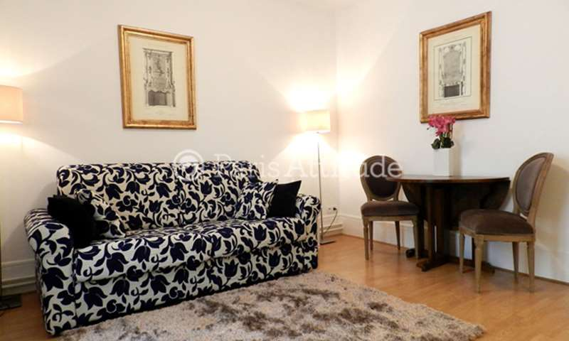 Rent Apartment 1 Bedroom 48m² rue de Bourgogne, 7 Paris
