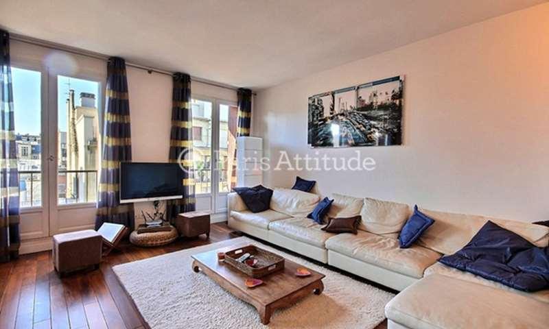 Rent Apartment 1 Bedroom 62m² rue Weber, 16 Paris