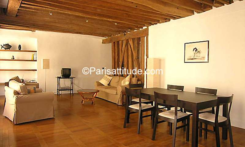 Rent Apartment 2 Bedrooms 70m² rue de Provence, 9 Paris