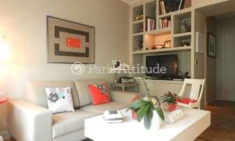 Rent Apartment 1 Bedroom 40m² rue Anatole France, 92300 Levallois Perret