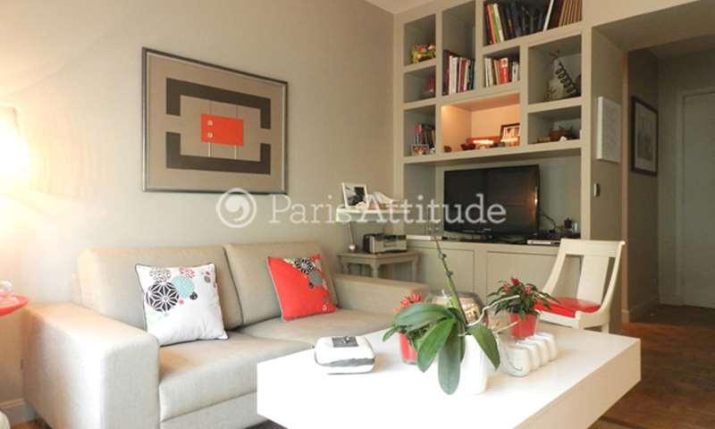 Aluguel Apartamento 1 quarto 40m² rue Anatole France, 92300 Levallois Perret