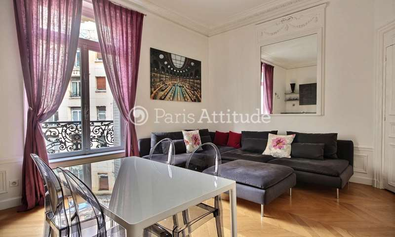 Rent Apartment 1 Bedroom 50m² avenue de Friedland, 8 Paris