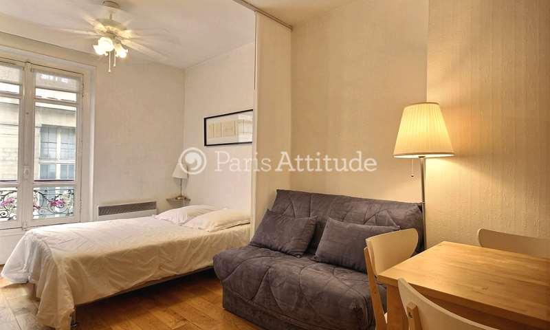 Rent Apartment Studio 25m² rue Racine, 6 Paris