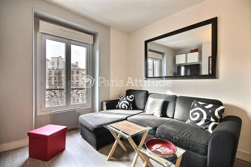 Location Appartement 1 Chambre 35m² boulevard de Reuilly, 75012 Paris