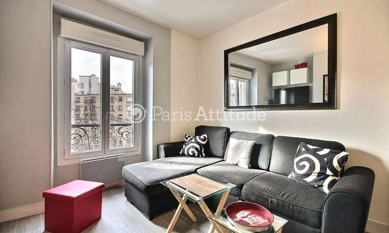 Location Appartement 1 Chambre 35m² boulevard de Reuilly, 12 Paris