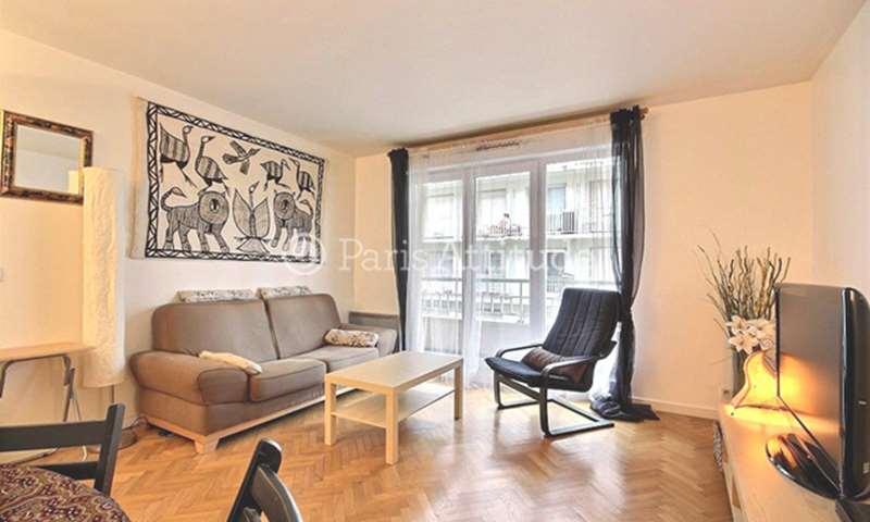 Rent Apartment 1 Bedroom 50m² rue Planchat, 20 Paris