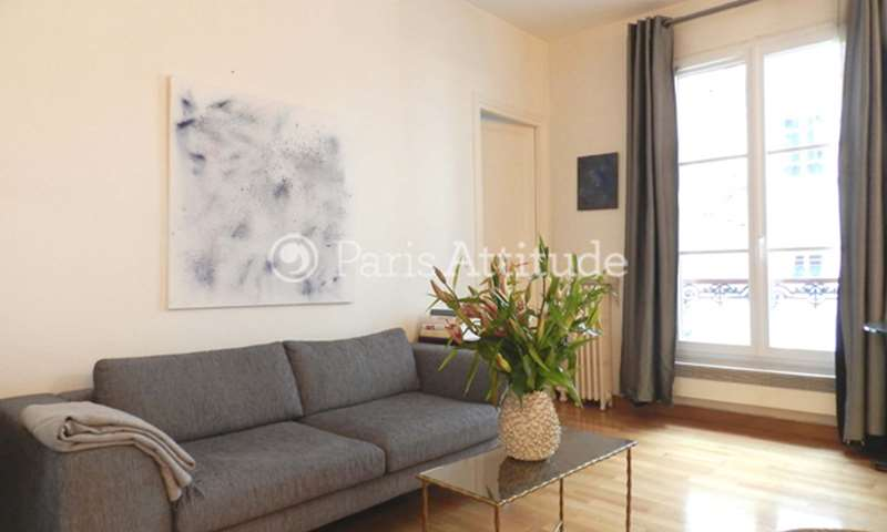 Rent Apartment 1 Bedroom 50m² rue Greuze, 75016 Paris