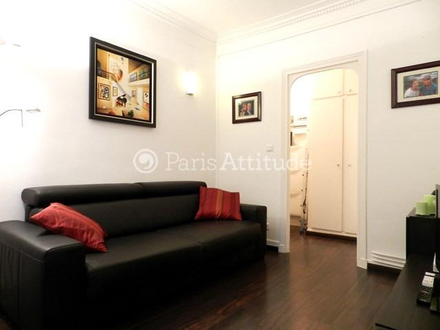 Rent Apartment 1 Bedroom 36m² rue de Chaillot, 75016 Paris