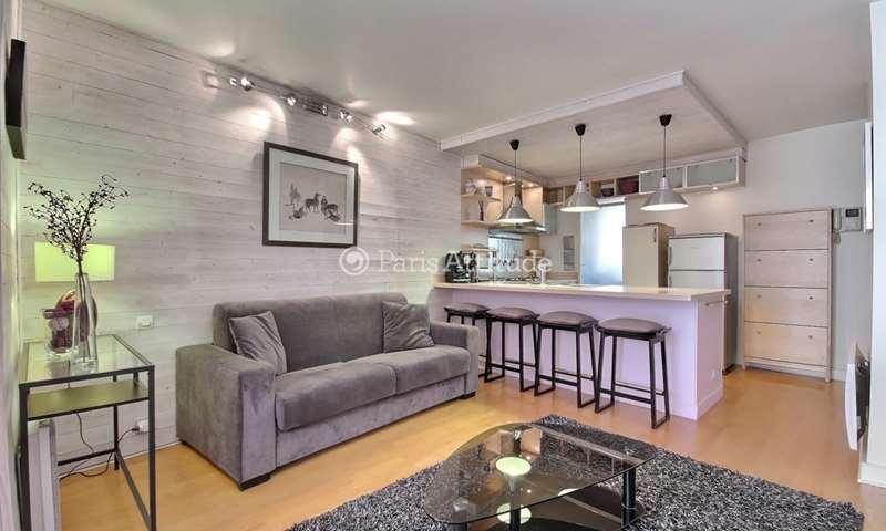 Location Appartement Studio 33m² rue de Longchamp, 92200 Neuilly sur Seine