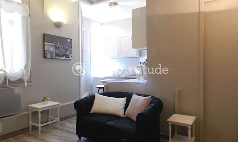 Rent Apartment Studio 19m² avenue Saint Honore d Eylau, 75016 Paris