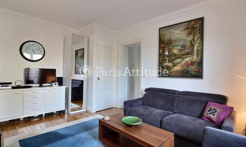 Location Appartement 1 Chambre 42m² rue Saint Didier, 75016 Paris