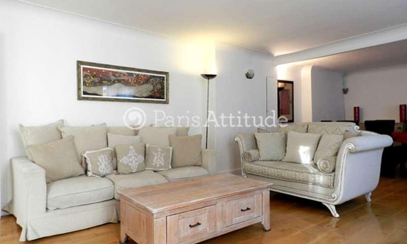 Rent Apartment 1 Bedroom 90m² rue Jacob, 6 Paris