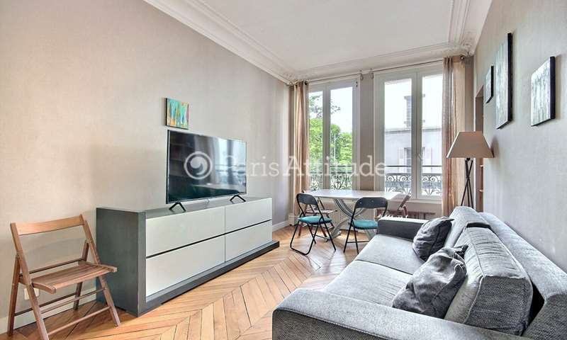 Rent Apartment 2 Bedroom 53m² rue du Commerce, 75015 Paris