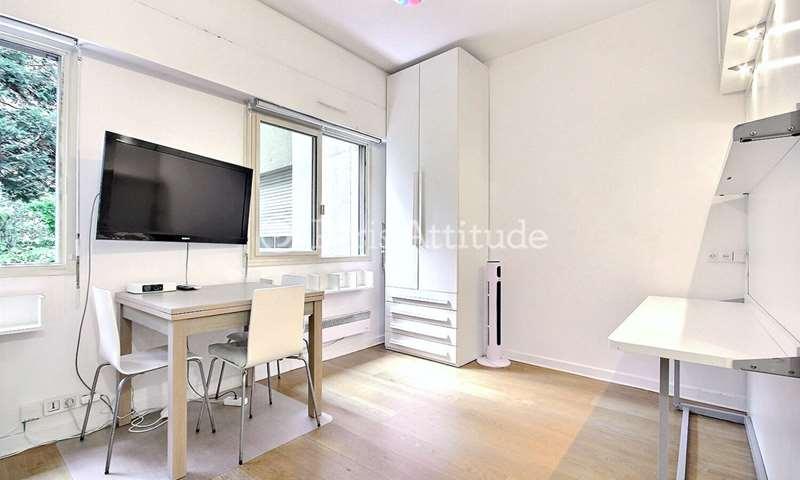 Rent Apartment Studio 24m² rue Geoffroy L Angevin, 4 Paris