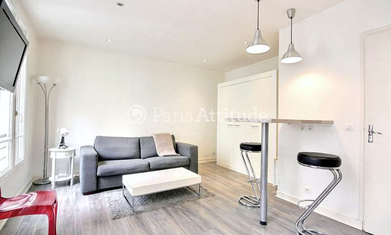 Rent Apartment Studio 22m² rue Godot de Mauroy, 9 Paris