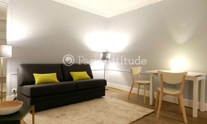 Rent Apartment Studio 26m² rue Fabert, 75007 Paris