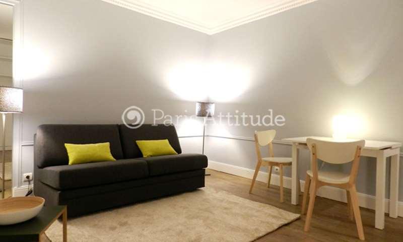 Location Appartement Studio 26m² rue Fabert, 75007 Paris