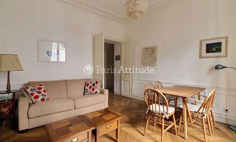 Location Appartement 1 Chambre 40m² rue du Dome, 75016 Paris