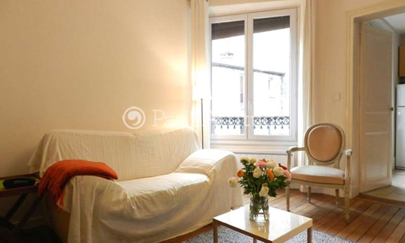 Rent Apartment 1 Bedroom 40m² rue du Faubourg Du Temple, 75011 Paris