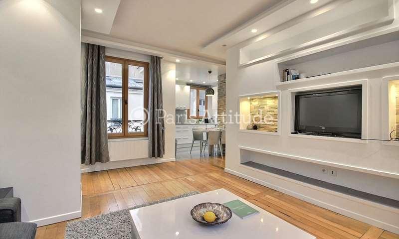 Aluguel Apartamento 1 quarto 45m² rue de Clery, 2 Paris