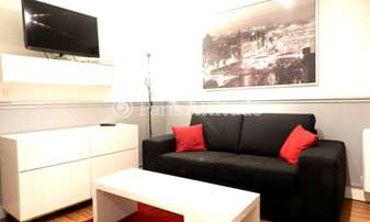 Rent Apartment 1 Bedroom 26m² rue Beauregard, 2 Paris