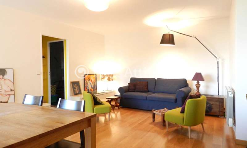 Rent Apartment 1 Bedroom 50m² avenue de la Soeur Rosalie, 75013 Paris