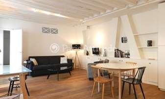 Rent Apartment 1 Bedroom 65m² rue de Seine, 6 Paris