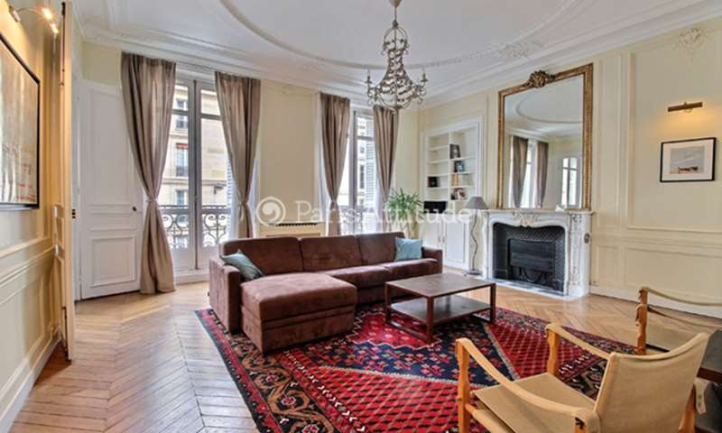 Rent Apartment 3 Bedroom 140m² rue Claude Bernard, 75005 Paris