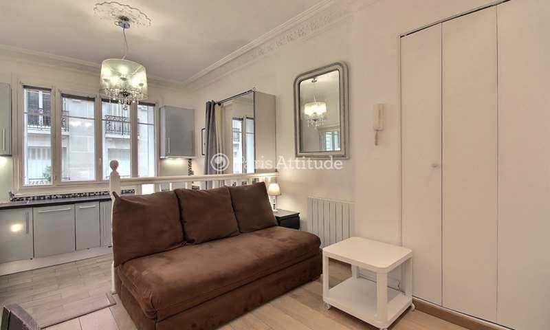 Rent Apartment Studio 24m² Villa Blaise Pascal, 92200 Neuilly sur Seine