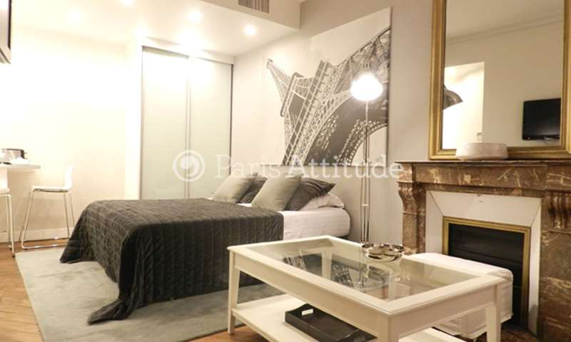 Rent Apartment Studio 27m² rue Jean Baptiste Pigalle, 9 Paris