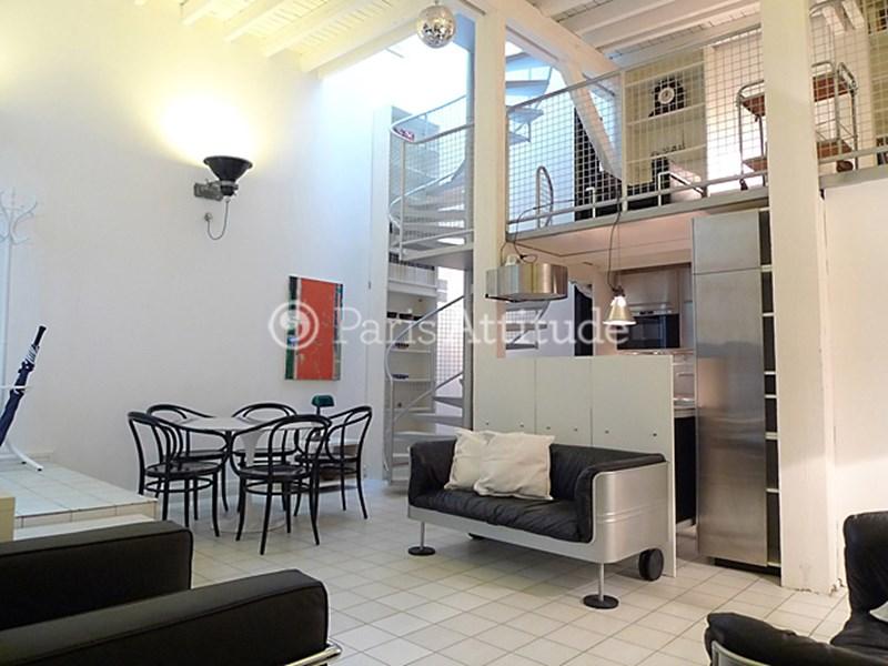 Louer un loft paris 75005 100m latin quarter pantheon ref 10138 - Appartement a louer par proprietaire ...