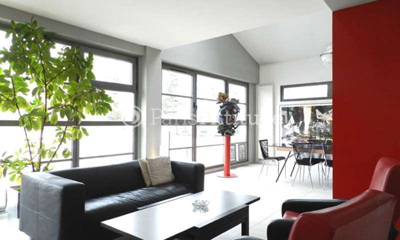 Rent Apartment 2 Bedrooms 100m² rue Claude Tillier, 12 Paris
