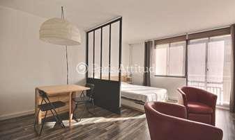 Aluguel Apartamento Quitinete 28m² rue Robert Turquan, 16 Paris
