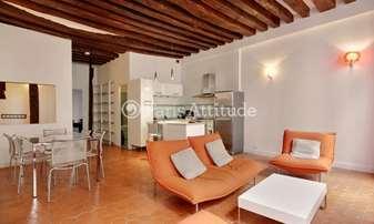 Location Appartement 2 Chambres 65m² rue de Clery, 2 Paris