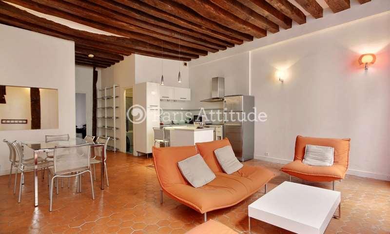 Aluguel Apartamento 2 quartos 65m² rue de Clery, 2 Paris