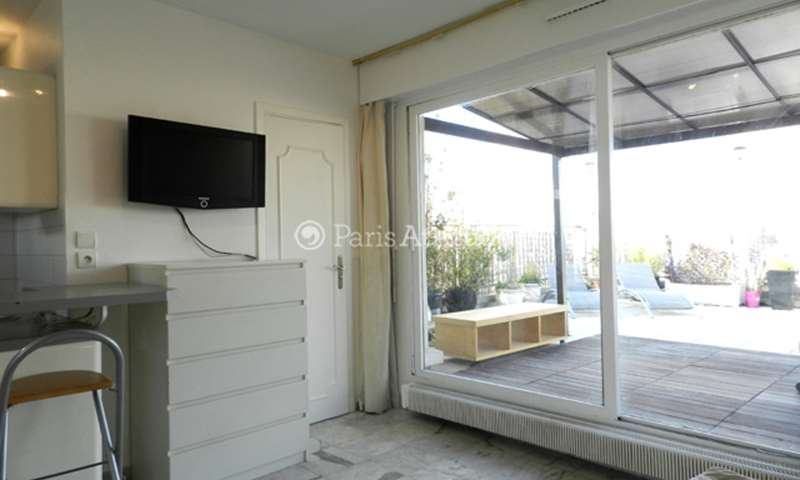 Location Appartement Studio 20m² rue Louis David, 75016 Paris