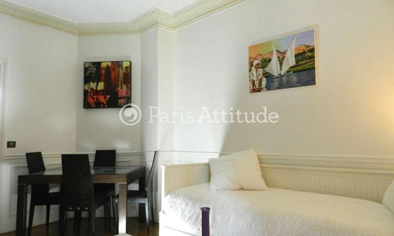 Location Appartement 1 Chambre 40m² rue Camille Pelletan, 92300 Levallois Perret