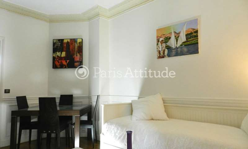 Location Appartement 1 Chambre 40m² rue Camille Pelletan, 92300 Levallois Perret