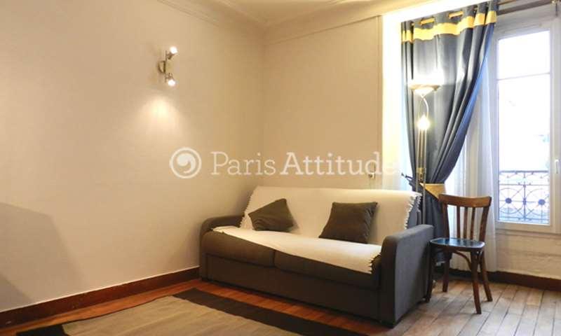 Rent Apartment Studio 30m² rue de Sevres, 7 Paris