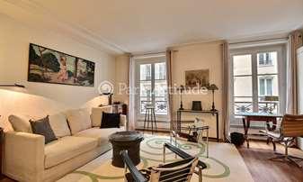 Rent Apartment 1 Bedroom 44m² rue Vaneau, 7 Paris