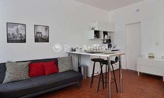 Location Appartement Alcove Studio 24m² rue Saint Blaise, 20 Paris